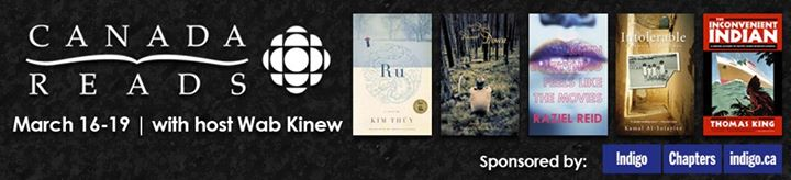 Canada Reads 2015 promotional banner