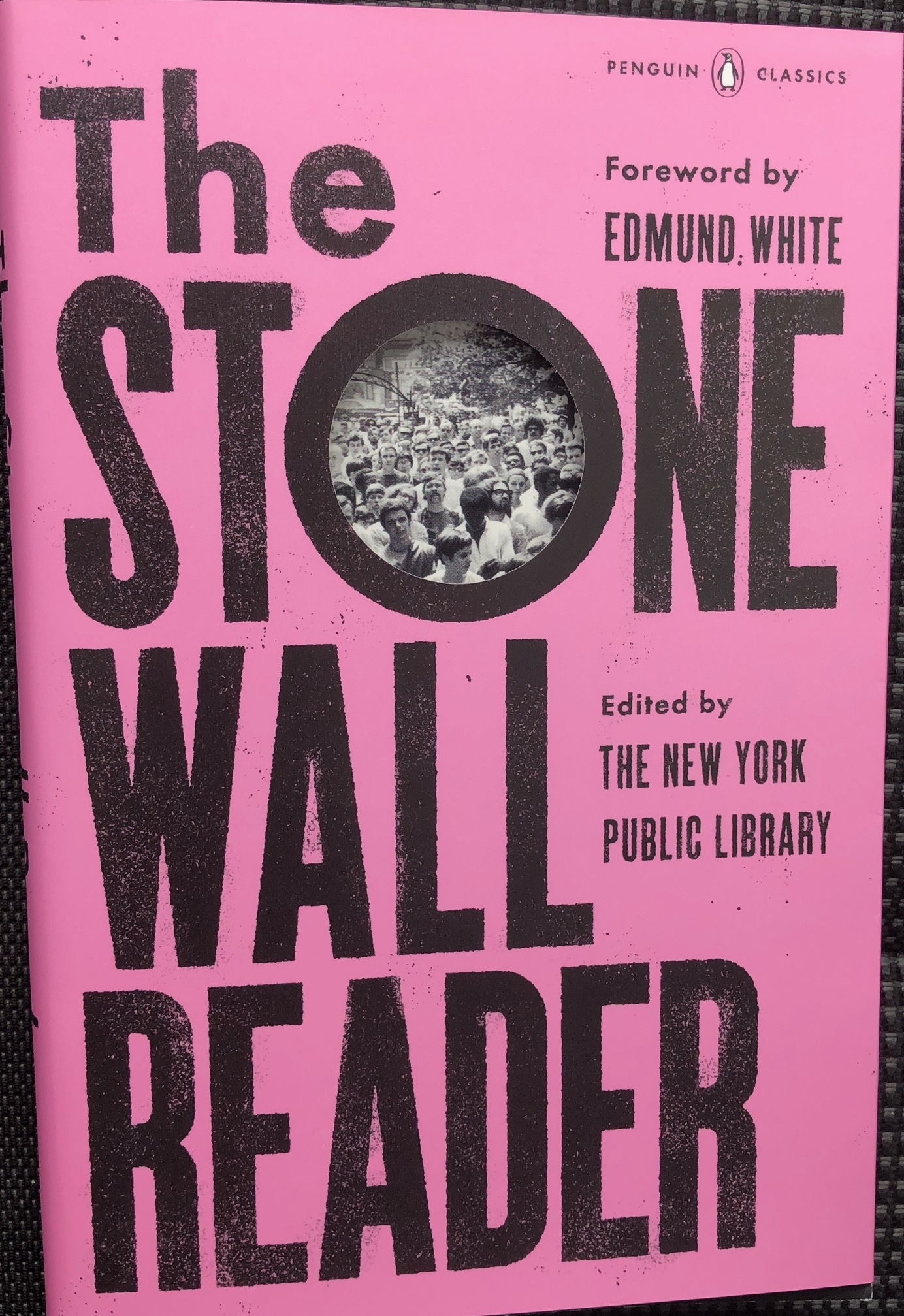 The Stone Wall reader Edited by New York Public Library