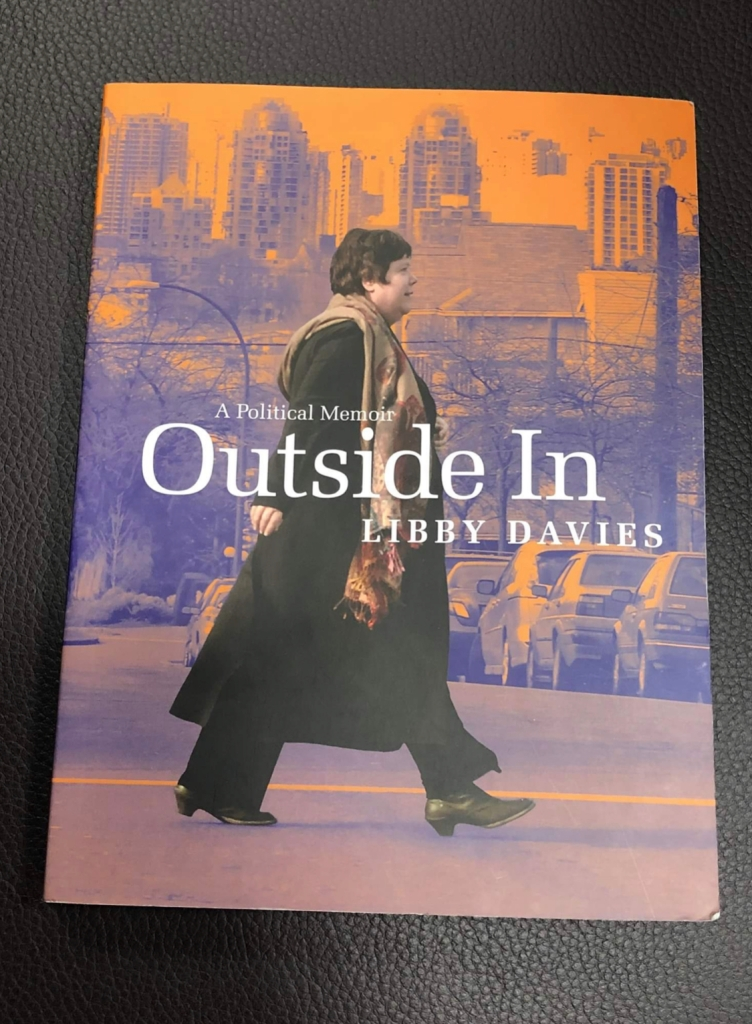 Outside In by Libby Davies