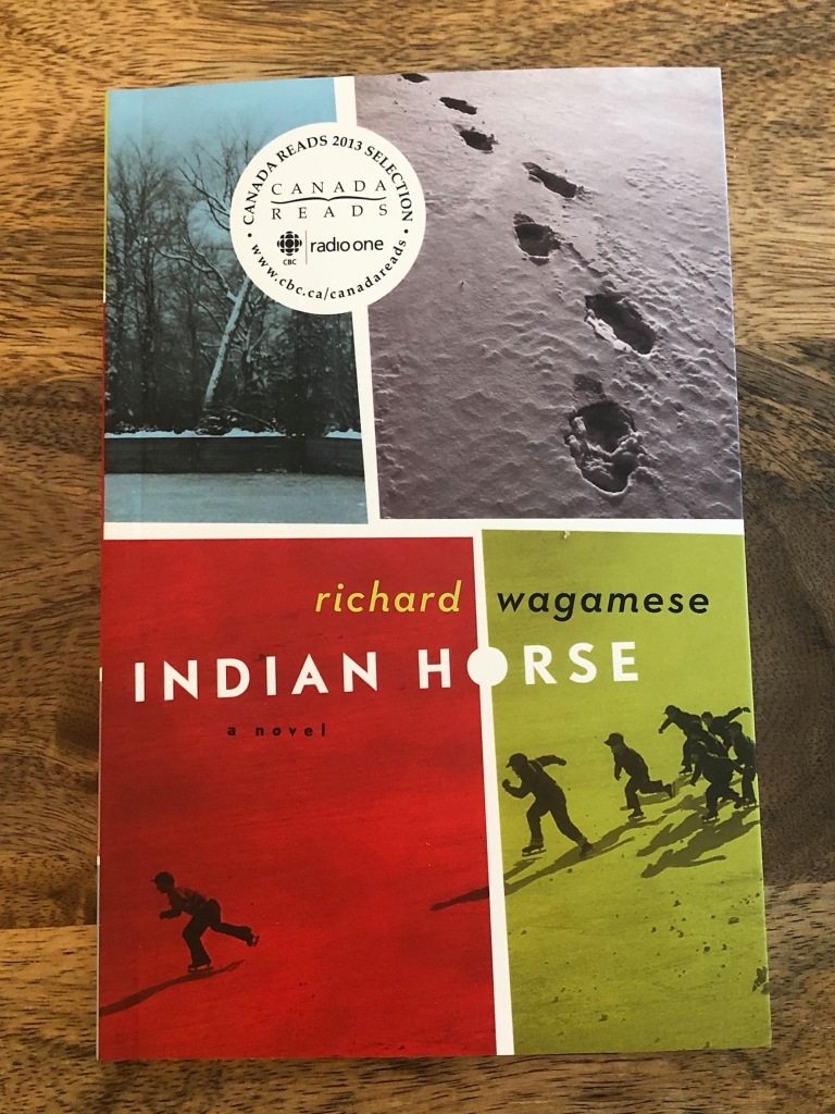 Indian Horse by Richard Wagamese